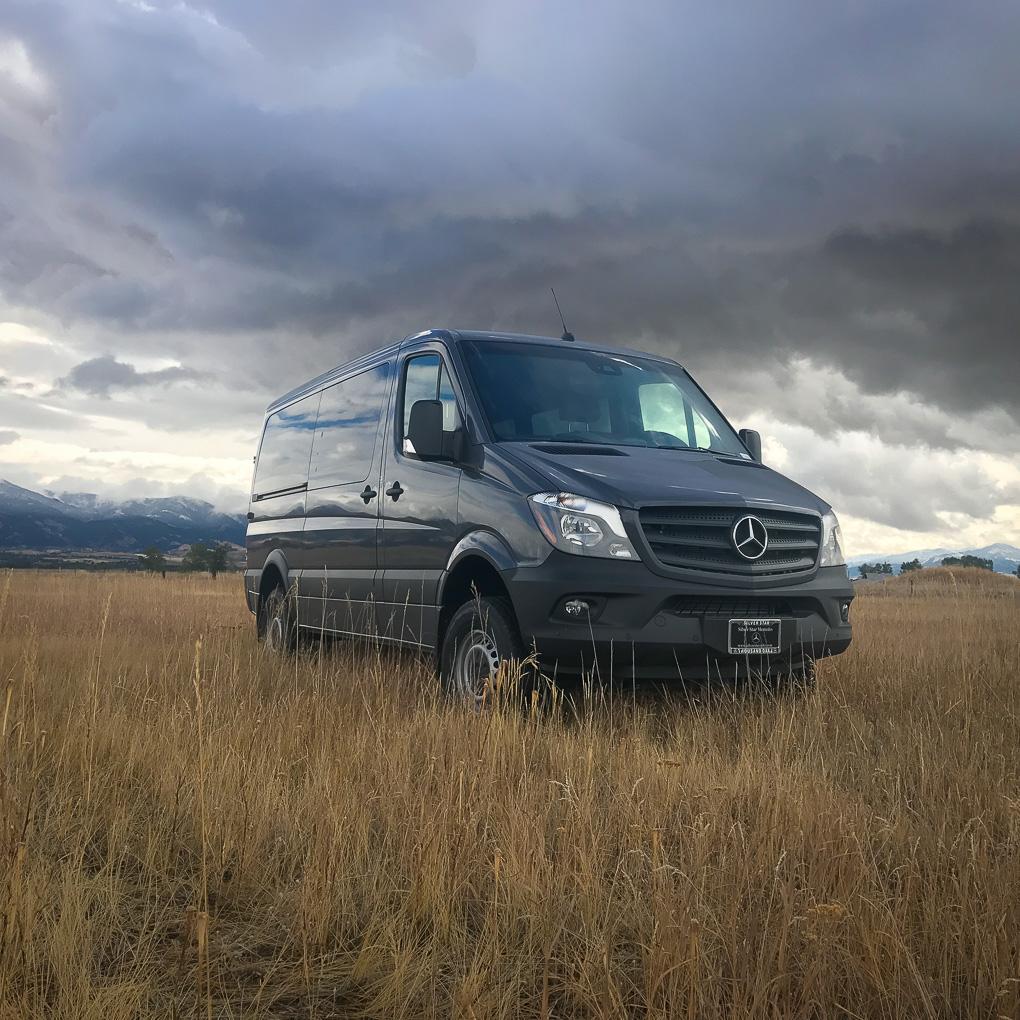 4x4 Sprinter Van Rentals In Bozeman Explore Rentals